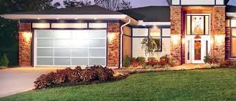 modern garage doorContemporary Modern Garage Doors  Aluminum and Glass Style Door