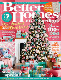 Small Picture Christmas issue on sale now Better Homes and Gardens