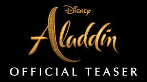 Disneys Aladdin Teaser Trailer In Theaters May 24th 2019