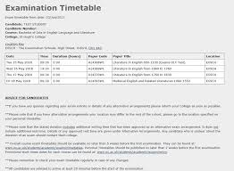 student self service university of oxford online examination timetable