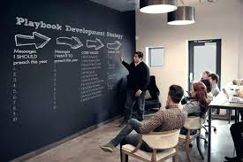 L Decoration Office Simple Chalkboard Home Ideas