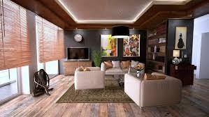 apartment chic wooden floor