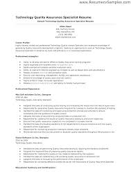 Resume Specialist Mesmerizing Resume Objective Examples Training Specialist Fruityidea Resume