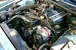 ford essex v6 engine canadian 3 8 l v6 installed in a 1994 ford thunderbird lx