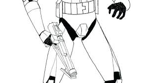 Star Wars Clones Coloring Pages Printable Coloring Pages Star Wars