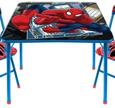 Get your free printable spiderman coloring pages at allkidsnetwork.com. Marvel Spider Man 3 Piece Square Table And Chair Set Walmart Com Walmart Com