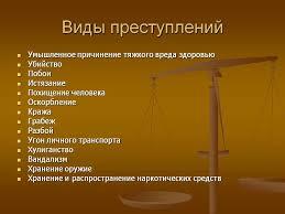 курсовая работа Понятие признаки и виды правонарушений  Курсовая работа тему виды правонарушений