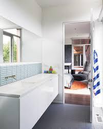 modern bathroom backsplash. Bathroom Backsplash Ideas Modern With Tile Floor Wall Mount Faucet