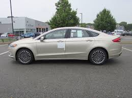 2017 New Ford Fusion Titanium AWD at Watertown Ford Serving Boston ...