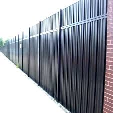 metal privacy fence panels corrugated metal privacy fence corrugated fence panels metal fence privacy panels metal
