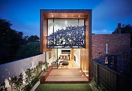 Concept Modern and Artistic Features at Nicholson Residence Home Design  Images
