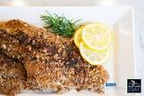 catfish with pecan brown butter