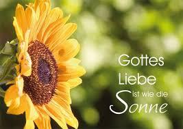 Sonnenblume Sonne Geburtstagsgruß Liebe Geburtstagskarte