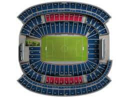 Gillette Stadium Seating Chart Revolution Portland Timbers At New England Revolution At Gillette