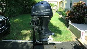 yamaha 70hp outboard. i may well contemplate trades for other outboards. the stand is not incorporated and cost non negotiable. if intrigued, you should contact or text me yamaha 70hp outboard o