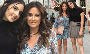 Real Housewives Of Beverly Hills's Kyle Richards and her daughter Sophia  hit New York | Daily Mail Online