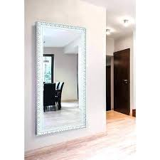 wall mirrors extra large bevelled edge wall mirror mirrors living fre
