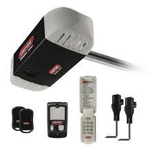 best belt drive garage door opener genie silentmax 750