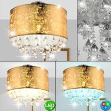 Beleuchtung Möbel Wohnen Rgb Led Decken Leuchte