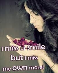 i miss u my love