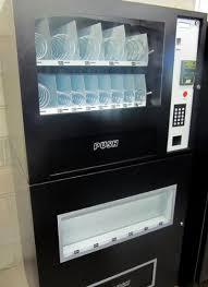 Genesis Go 127 137 Combo Vending Machine Mesmerizing Amazon Genesis Snack Soda Combo Combination Vending Machine