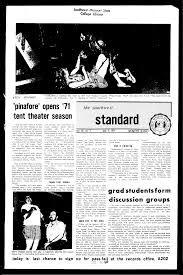 Page 1 - MSU Student Newspaper -- The Standard - Missouri State University  Digital Collections