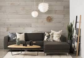 barn wood diy feature wall