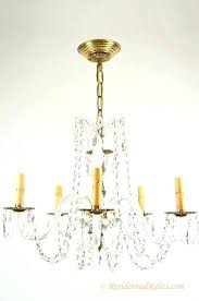 chandelier accessories parts chandeliers circle crystal