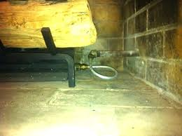 convert wood burning fireplace to gas can a gas fireplace be converted to wood how to