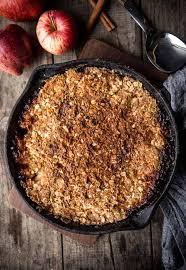 —renee schettler rossi, new york, new york Grilled Apple Crisp Vindulge