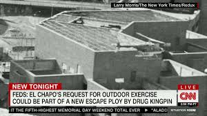 Feds claim El Chapo a prison escape risk - CNN Video