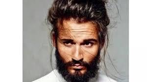 Ideas De Peinados Para Hombres Con Cabello Largo Youtube
