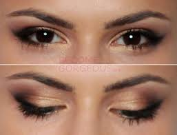 selena gomez cat eye makeup tutorial learn how to copy selena gomezs signature cat eye makeup look in a few easy steps