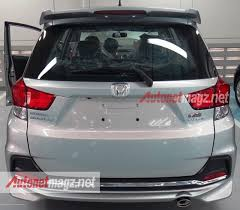 new car launches honda mobilioHonda Mobilio RS to get black interior  new audio system