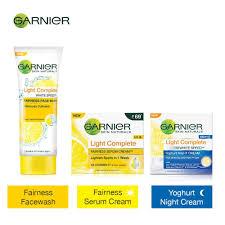 Garnier Skin Naturals Light Complete Face Wash 100g