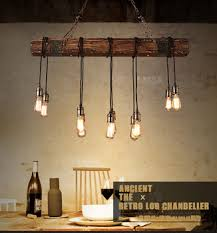 industrial lighting chandelier. Industri Pencahayaan Chandelier Lampu Pedesaan Gantung Kayu Industrial Lighting I