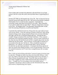 Inspiration 8 Victim Impact Statement Sample Fresh 9 Victim Personal ...