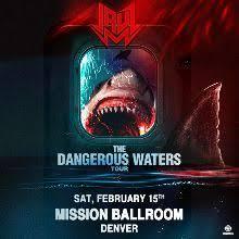 Mission Ballroom Denver Co Seating Chart Jauz At Mission Ballroom Denver Tickets In Denver At