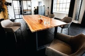 Tisch Mit Baumkante Esstisch 200 Cm Baumkanten Ausziehbar Afapcorg