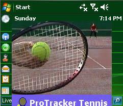 Tennis Match Charting Software Protracker Tennis For Pocketpc Is A Tennis Match Charting