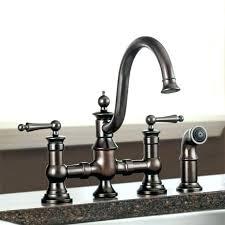 bridge kitchen faucets faucet cross handles bridge kitchen faucets faucet canada