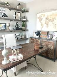 Diy fitted office furniture Design Desks Remarkable Dreamy Home Offices With Libraries For Creative