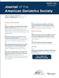 5 some people are working two jobs to.these days. The Health Of Older Americans A Primer On Medicare And A Local Perspective Huffman 2018 Journal Of The American Geriatrics Society Wiley Online Library