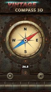 The app is handy in use and very beautiful to look at. Vintage Compass App For Android Ads Free Latest Version Apk Androidappsapk Co
