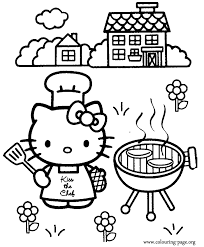 Small Picture Strikingly Design Cooking Pictures Of Cooking Coloring Pages at