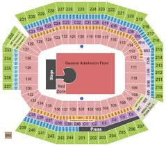 Lincoln Financial Field Seating Chart Rolling Stones Lincoln Financial Field Tickets And Lincoln Financial Field