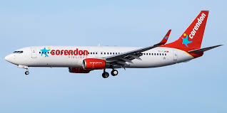 Corendon Airlines. Airline code, web site, phone, reviews and opinions.
