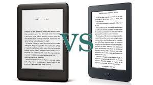 Kindle vs Kobo – which eReader brand is ...