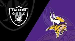 Oakland Raiders At Minnesota Vikings Matchup Preview 9 22 19