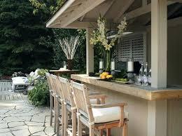 building an outside bar backyard bars outdoor patio kitchen exterior designs build bar countertop outdoor